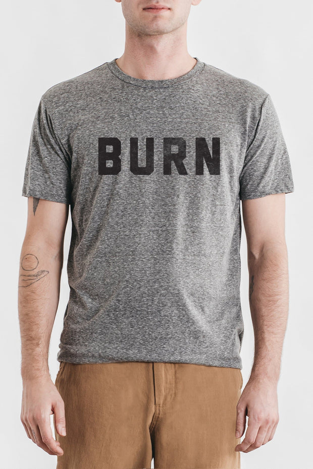 Men's BURN Grey