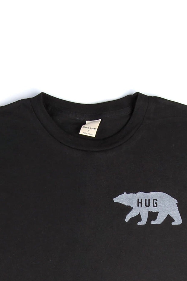 Men's Bear Hug Black