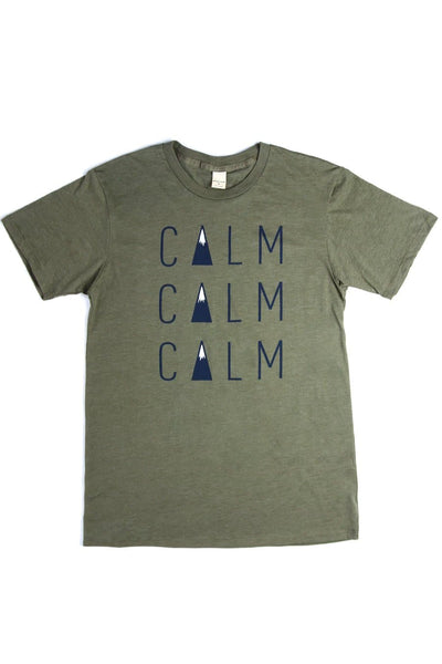 Men's Calm Olive Heather