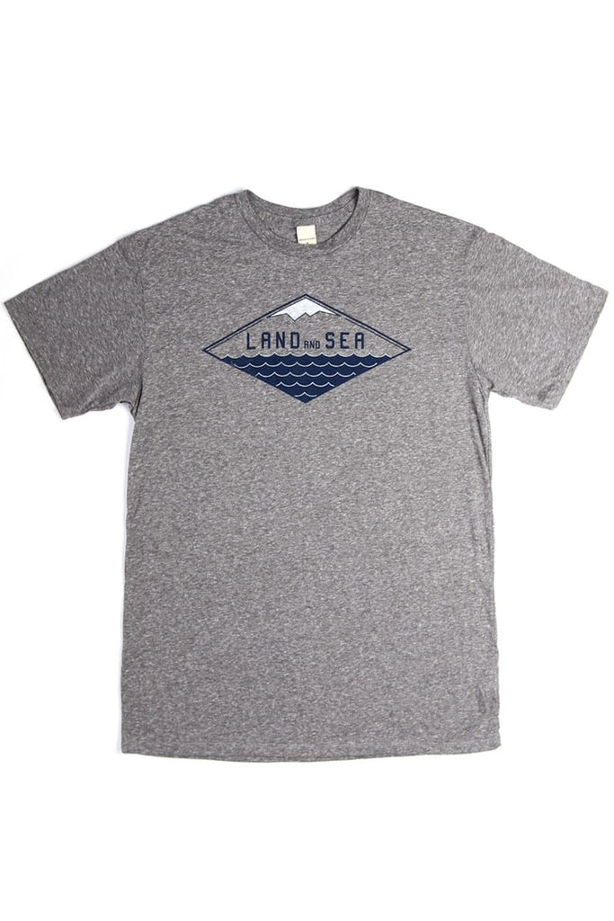 Men's Land and Sea Grey