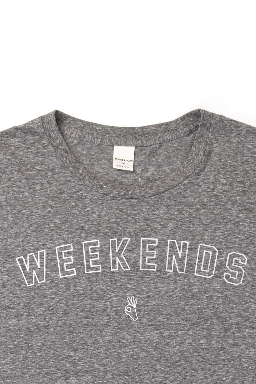Men's Weekends Grey