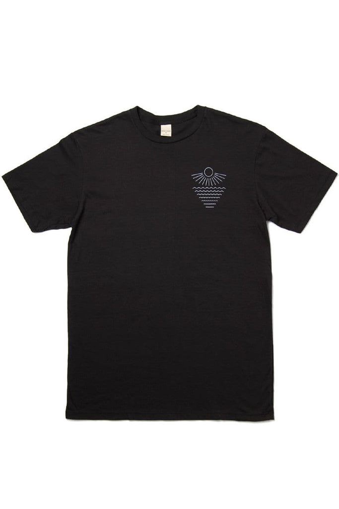 Men's Rise & Shine Black