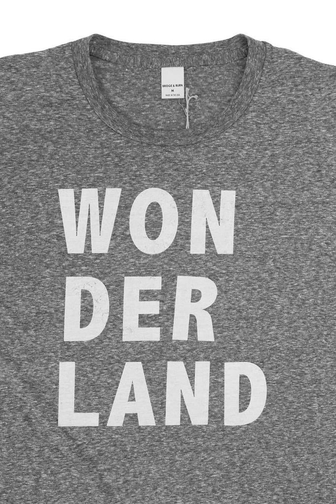 Men's Wonderland Grey