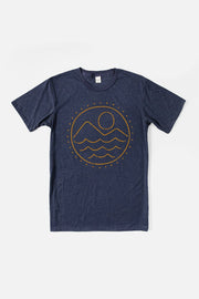 Men's Coastal Navy