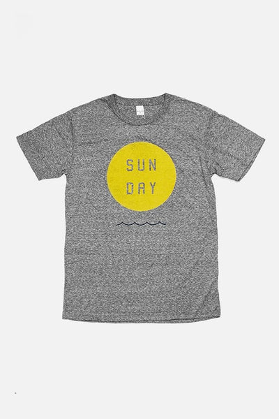 Men's Sun Day Grey