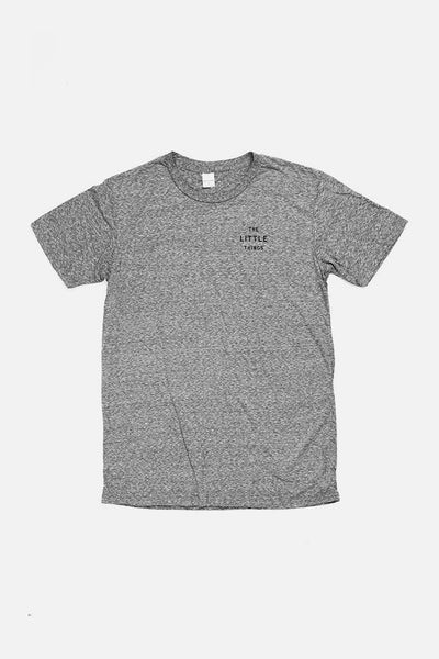 Men's Little Things Grey T-Shirt