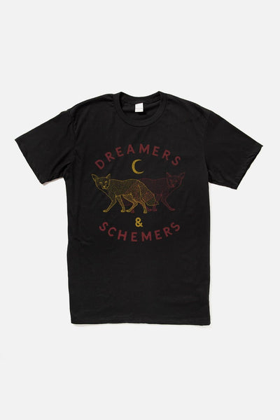 Men's Dreamers & Schemers Black
