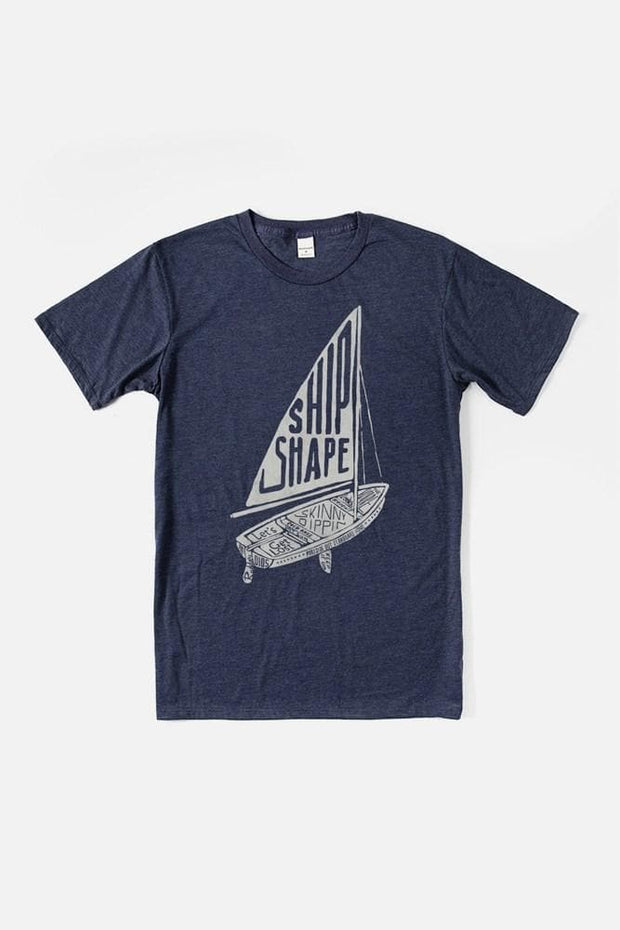 Men's Ship Shape Navy
