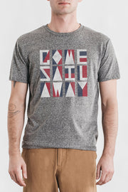 Men's Come Sail Away Grey