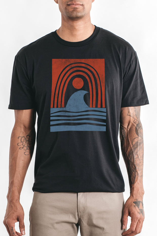 Men's Rip Curl Black