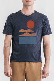 Men's Alpenglow Navy