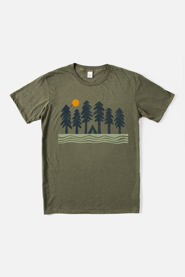 Men's Camp View Olive