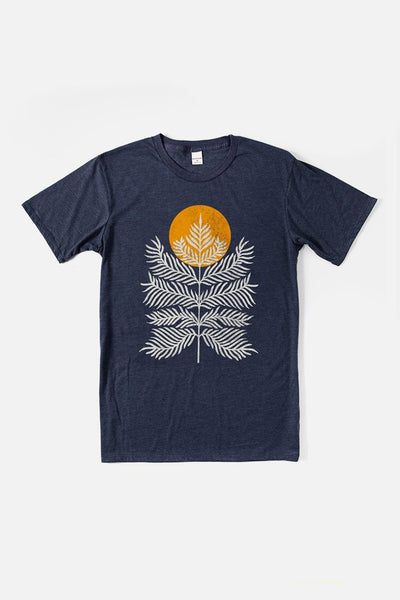 Men's Peace In Plants Navy
