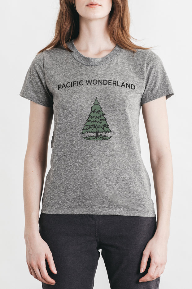 Women's Pacific Wonderland Grey