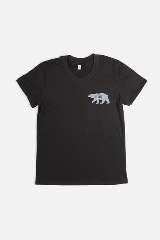 Women's Bear Hug Black
