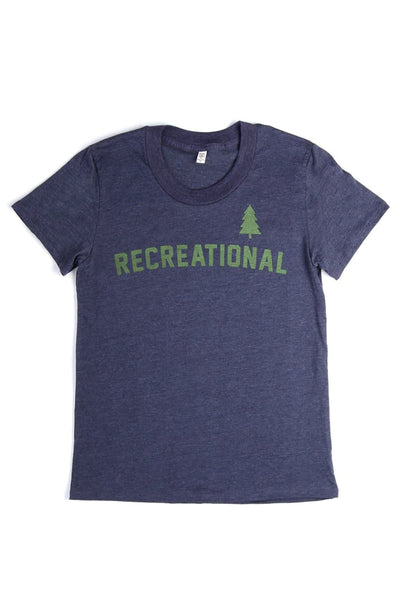 Women's Recreational Navy