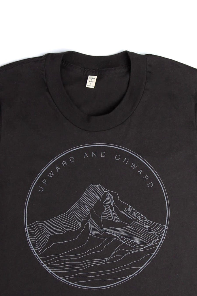 Women's Upward and Onward Black