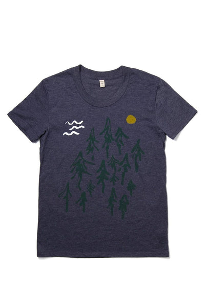 Women's Pines By Sean Spellman