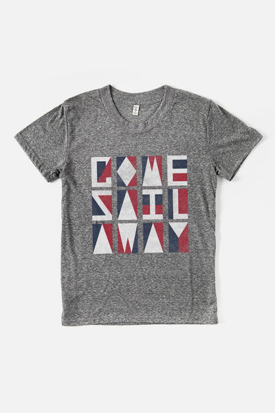 Women's Come Sail Away Grey