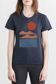 Women's Alpenglow Navy