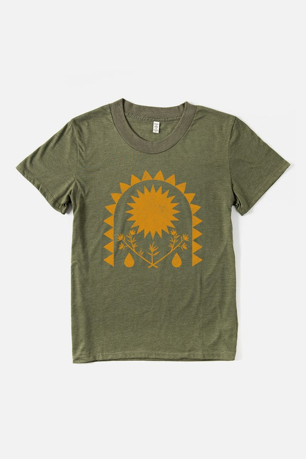 Women's Unity In Nature Olive