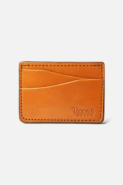 Tanner Goods Journeyman Saddle Tan