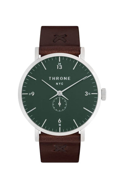 Throne Gather 1.0 Whiskey Green
