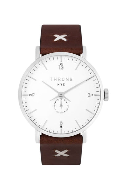 Throne Masses 1.0 Cognac White