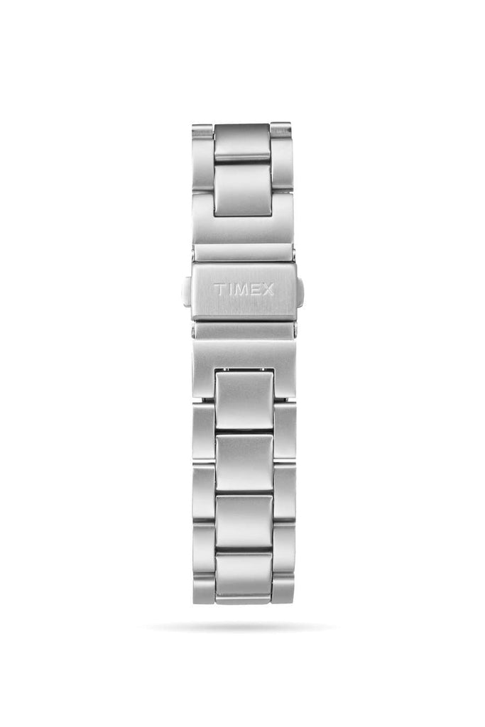 Timex Allied Chronograph Watch Silver Offwhite