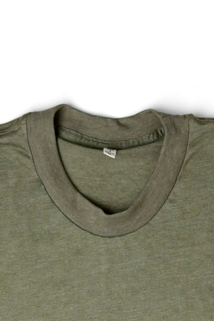 Women's Bridge & Burn Basic Tee Heather Olive