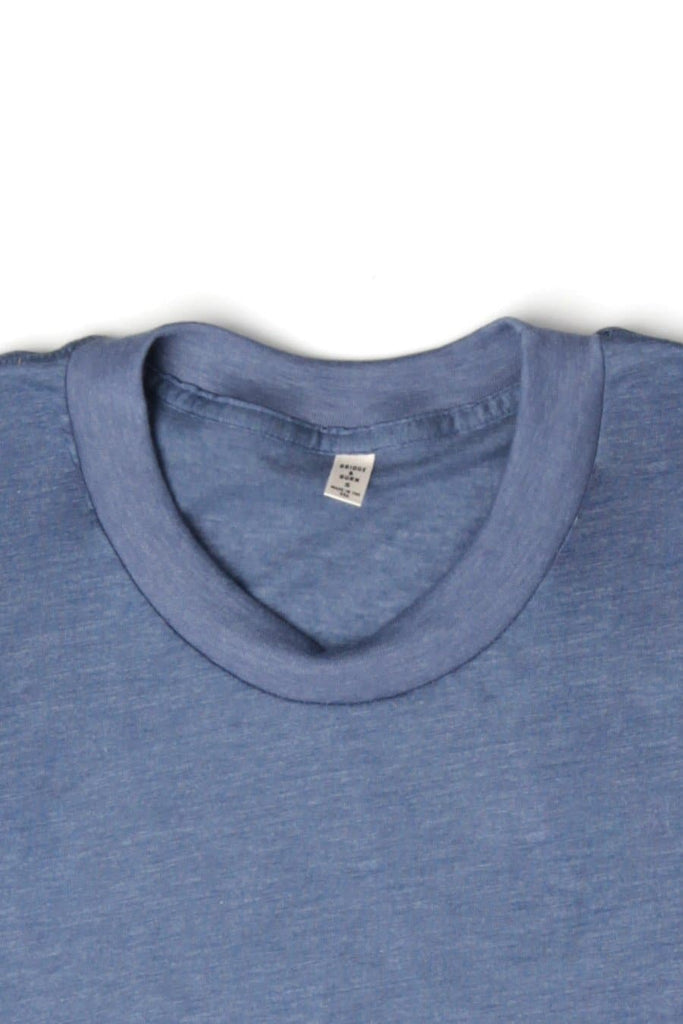 Women's Bridge & Burn Basic Tee Light Navy