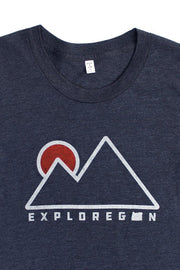 Women's Exploregon Navy
