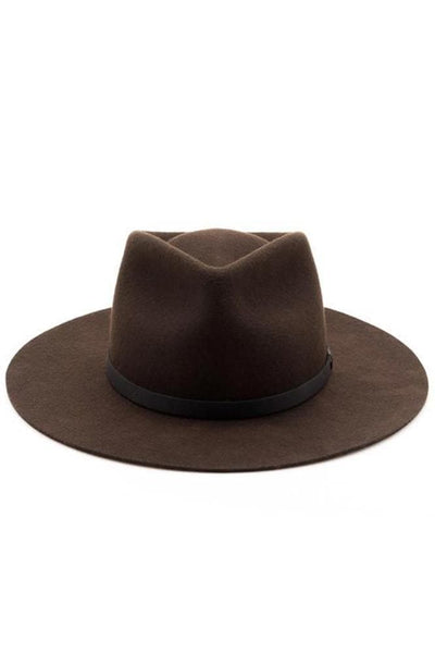 Dylan Hat Dark Brown