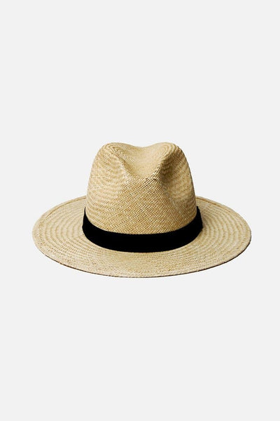 Yellow 108 Stevie Hat Palm Straw