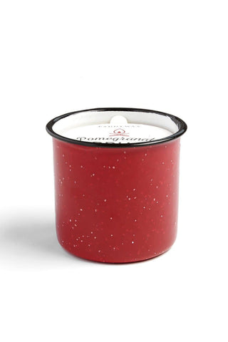 Camp Cup Candle Pomegranate & Spruce