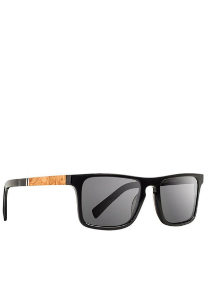 Shwood Govy 2 Black Maple Sunglasses