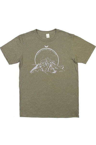 Men's Sleep Under The Stars Olive