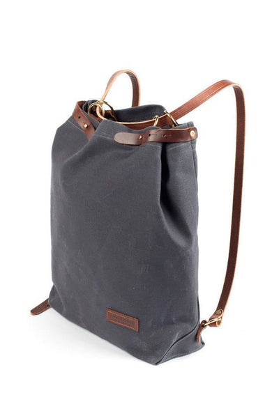 Wood&Faulk Shuttle Pack North Coast Grey