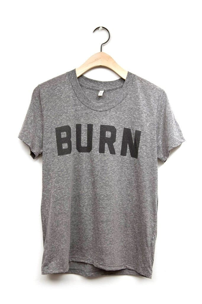 Women's BURN t-shirt - Bridge & Burn