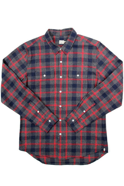 Franklin Charcoal Plaid