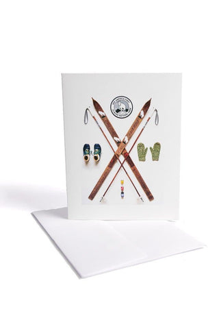 Field Guide Designs Nordic Ski Card