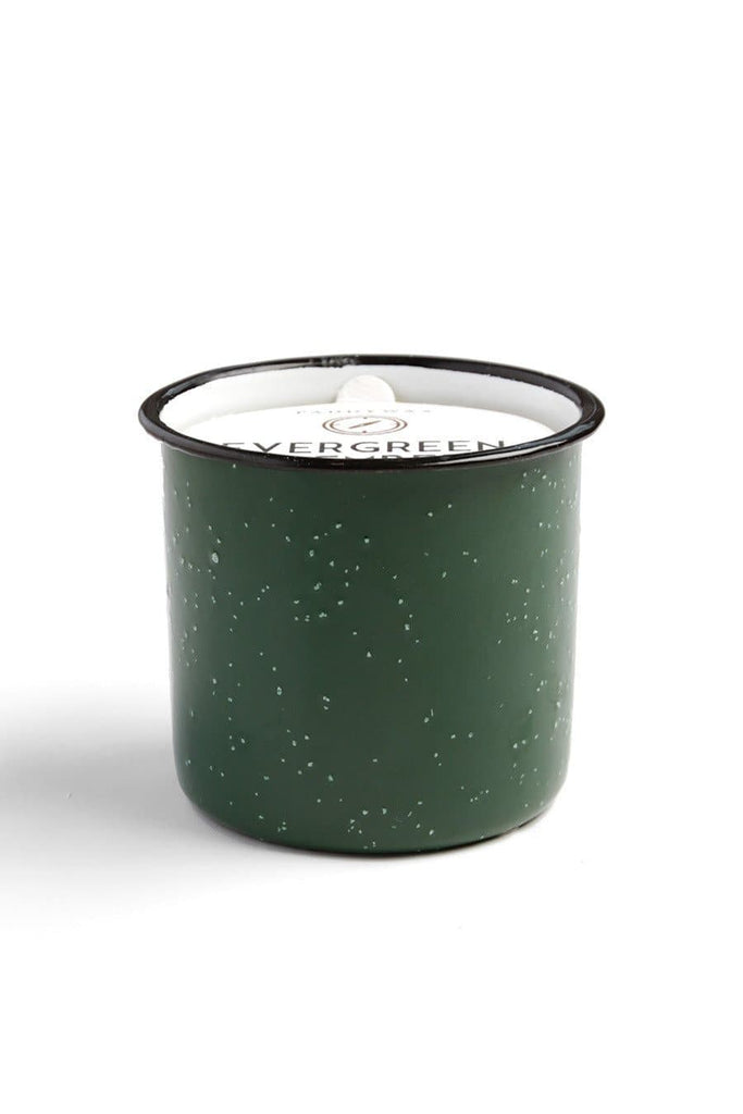 Camp Cup Candle Evergreen & Embers
