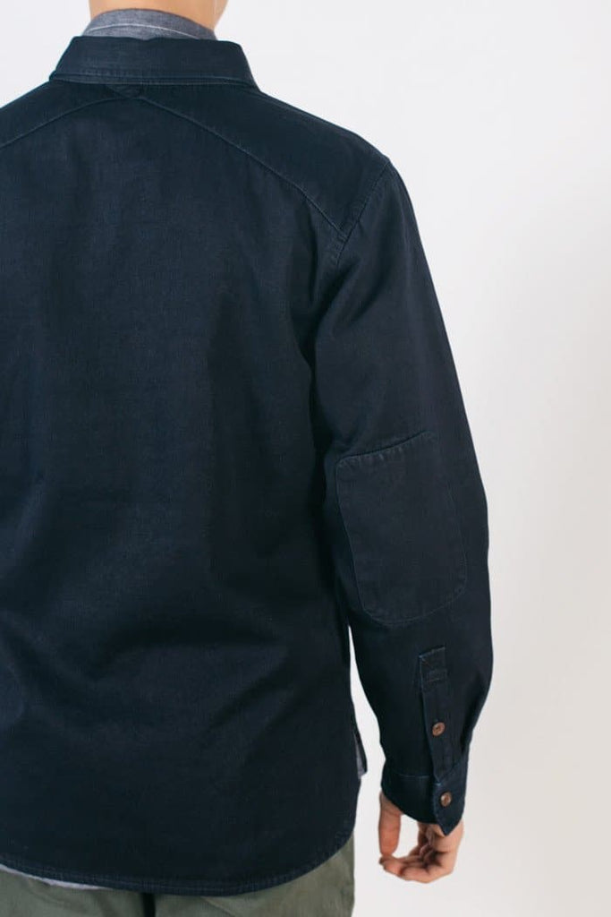 Flint Overshirt Denim