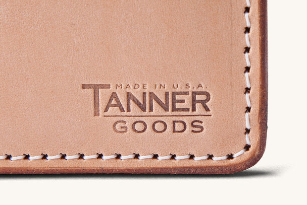 Tanner Goods Journeyman Natural