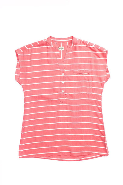 Newell Coral Stripe