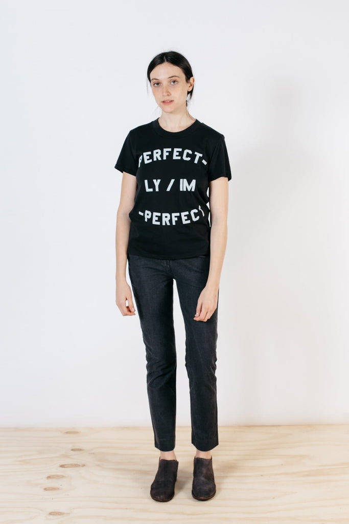 Women's Perfectly Imperfect Black