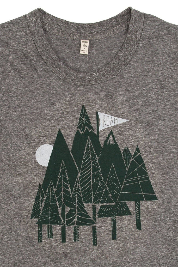 Women's Roam Forest Grey