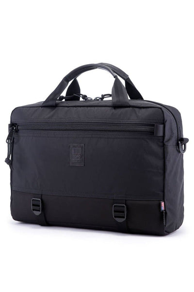 Topo Designs Commuter Briefcase X-Pac Black