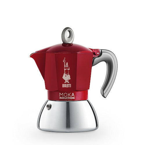 Bialetti Moka Induction 4C Red