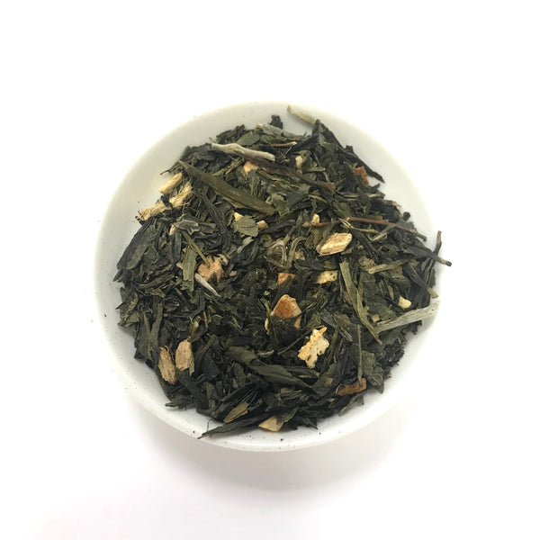 Sencha Ginger & Lemon - 100gr